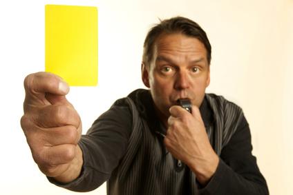 Gelbe Karte für Ausbildungsversicherungen!